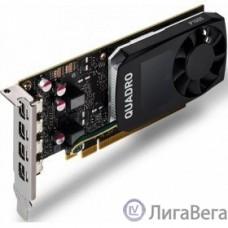 VCQP1000DVIV2BLK-1 QUADRO,P1000V2,4GB,PCIEX16GEN3, ОЕМ {10}
