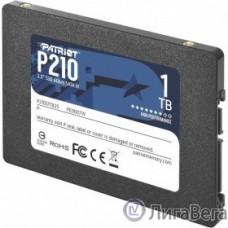 SSD Patriot 1Tb P210S1TB25 P210 2.5″ SATA3
