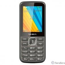 TEXET TM-213 Мобильный телефон цвет черный