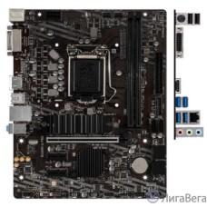 MSI B460M-A PRO RTL {Intel B460 LGA1200 2xDDR4-2933 6xSATA 1xM.2 DVI-D HDMI / mATX}
