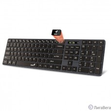 Клавиатура Genius SlimStar126 Black USB [31310017402]