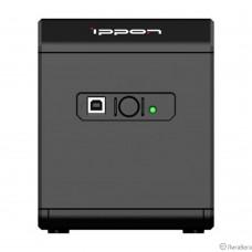 Ippon Back Comfo Pro II 650  black {1189988}