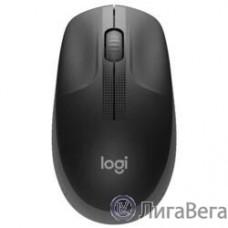 910-005905 Logitech Wireless Mouse M190 CHARCOAL