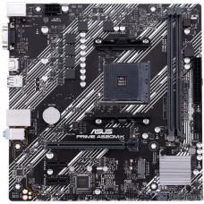 Asus PRIME A520M-K RTL {Soc-AM4 AMD A520 2xDDR4 mATX AC`97 8ch(7.1) GbLAN RAID+VGA+DVI+HDMI}