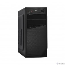Exegate EX283132RUS Корпус Miditower ExeGate AA-327 (ATX, без БП, 2*USB, аудио, черный)