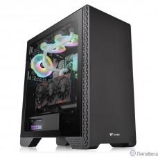 Корпус Thermaltake S300 TG черный без БП ATX 6x120mm 6x140mm 3x200mm 2xUSB2.0 1xUSB3.0 audio bott PSU [CA-1P5-00M1WN-00]