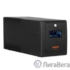 Exegate EP285579RUS ИБП ExeGate SpecialPro Smart LLB-600.LCD.AVR.C13.RJ.USB