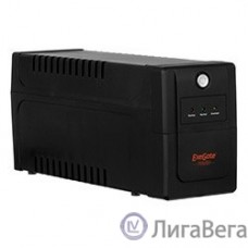 Exegate EP285555RUS ИБП ExeGate Power Back BNB-650.LED.AVR.EURO.RJ.USB