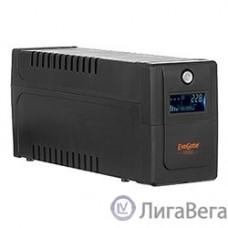 Exegate EP285561RUS ИБП ExeGate Power Smart ULB-650.LCD.AVR.EURO.RJ.USB