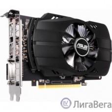 Видеокарта Asus PCI-E PH-550-2G AMD Radeon RX 550 2048Mb 64 GDDR5 1183/6000 DVIx1/HDMIx1/DPx1/HDCP Ret