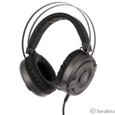 A4 Bloody G520S серый 2м мониторные USB оголовье (G520S)