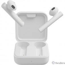 Xiaomi Mi True Wireless Earphones 2 Basic белый [BHR4089GL]