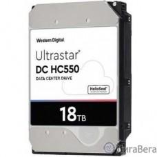 18Tb WD Ultrastar DC HC550 {SATA 6Gb/s, 7200 rpm, 512mb buffer, 3.5″} [0F38459/WUH721818ALE6L4]
