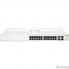 HP JL682A Коммутатор HPE OfficeConnect 1930 24G 4SFP+ управляемый