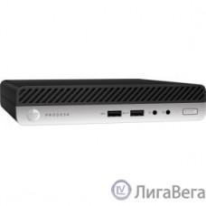 HP 400 G6 DM [205W5ES]  i3 10100  / 8GB / 256GB SSD / DOS / k+m /  Mini   VESA Sleeve