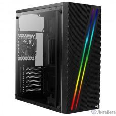 Корпус Mid Tower Aerocool Streak RGB (ATX/micro-ATX/mini-ITX, без БП) (4718009158573)