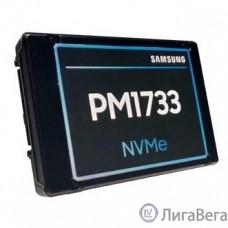 Samsung SSD 1920GB PM1733 2.5 PCIe Gen4 MZWLJ1T9HBJR-00007