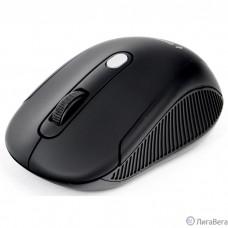 Gembird MUSW-420 {Мышь беспроводная, 2.4ГГц, черный, 4кн, 1600DPI, блисте} [MUSW-420]