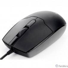 Gembird MOP-425 {Мышь, USB, черный, 2кн.+колесо-кнопка, 1000 DPI, кабель 1.8м} [MOP-425]