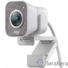 960-001297 Logitech StreamCam White белый 2Mpix (1920x1080) USB3.0 с микрофоном