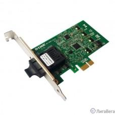 D-Link DFE-560FX/B1A Сетевой адаптер 100Base-FX с SFP -разъемом для шины PCI Express (OEM)
