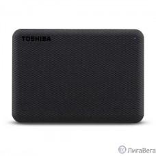 Toshiba Внешний жесткий диск TOSHIBA HDTCA20EK3AA/HDTCA20EK3AAH Canvio Advance 2ТБ 2.5″ USB 3.0 черный