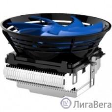 PCCooler Q120 v2 Кулер Q120 S775/115X/AM2/AM3/AM4/FM1/FM2 (48 шт/кор, TDP 66W, вент-р 120мм, 1800RPM, 20dBa) Retail Color Box