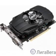 Видеокарта Asus PCI-E PH-RX550-4G-EVO AMD Radeon RX 550 4096Mb 128 GDDR5 1183/6000 DVIx1/HDMIx1/DPx1/HDCP Ret