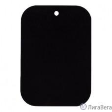 Perfeo-065 Самоклеящаяся металлическая пластина для магнитного держателя 65*45 мм/ 3M/ черный (PF_3859)