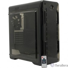 GameMax Корпус Optical MFG.G510 BK без БП (Midi Tower, ATX, Черный)