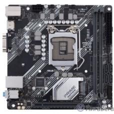 Asus  PRIME H410I-PLUS/CSM {Soc-1200 Intel H410 2xDDR4 mini-ITX AC`97 8ch(7.1) GbLAN+VGA+HDMI}