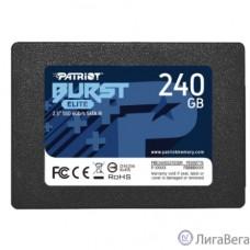 Patriot SSD 240Gb Burst Elite PBE240GS25SSDR {SATA 3.0}