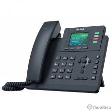 YEALINK SIP-T33P, IP телефон 4 аккаунта, цветной экран, PoE, БП в комплекте, шт (замена SIP-T40P)