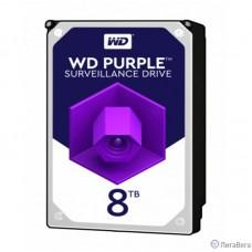 8TB WD Purple (WD82PURX) {Serial ATA III, 7200- rpm, 256Mb, 3.5″}