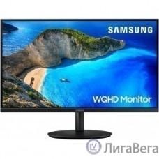 LCD Samsung 27″ LF27T700QQIXCI черный {PLS LED 16:9 HDMI матовая 300cd 178гр/178гр 2560x1440 D-Sub FHD 3.3кг}