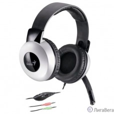 Genius Headset HS-05A, Stereo, mini jack 3.5mm