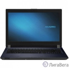 ASUS PRO P1440FA-FQ3043T [90NX0212-M42100] Black 14″ {HD i3-10110U/8Gb/256Gb SSD/W10}