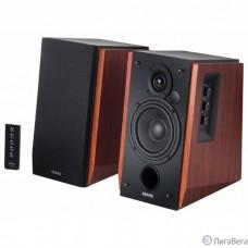 Edifier R1700BTs Brown {Активные, 2 x 33W RMS, 30-20000Гц, дерево, пульт ДУ, Bluetooth}