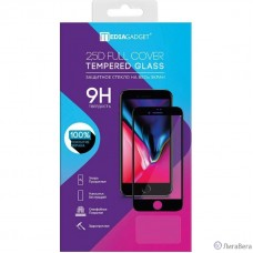 MEDIAGADGET MGFCXR5FGWT Защитное стекло  2.5D FULL COVER GLASS для Xiaomi Redmi 5 (полноклеевое,белая рамка)