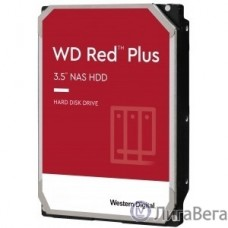 8TB WD Red Plus (WD80EFBX) {Serial ATA III, 7200- rpm, 256Mb, 3.5″, NAS Edition}