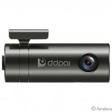 Видеорегистратор Xiaomi (Mi) DDPai mini Dash Cam GLOBAL, черный [6934915201167]