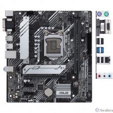 Материнская плата Asus PRIME H510M-A {Soc-1200 Intel H510 2xDDR4 mATX AC`97 8ch(7.1) GbLAN+VGA+HDMI+DP}
