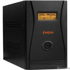 Exegate EP285484RUS ИБП ExeGate SpecialPro Smart LLB-1000.LCD.AVR.C13.RJ.USB