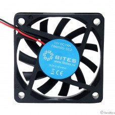 5bites Вентилятор FB6010S-12L2 60X10 / SLEEVE / 3200RPM / 2P