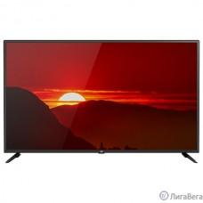 BQ 50SU01B Black {49,5″, 125,73 см, UHD(3840*2160), 250 cd/m2 ±10%, 5000:1, DVB-C/T/T2/S2, 3 HDMI, 1 USB, звук 2х8 Вт, Smart TV}