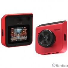 Видеорегистратор c камерой заднего вида 70mai Dash Cam A400+Rear Cam Set A400-1 Red (Midrive A400-1)