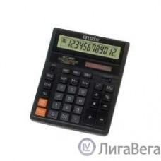 Citizen SDC-888TII черный {настольный, 12 разрядн., дв. пит., 2 памяти, коррект.} [17241]
