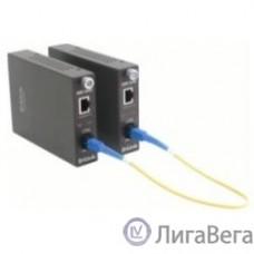 D-Link DMC-1910R/A9A Конвертер 1G UTP в 1G SM Single Fiber (15km, 1xSC), ресивер