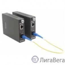 D-Link DMC-1910T/A9A Конвертер 1G UTP в 1G SM Single Fiber (15km, 1xSC), трансмиттер