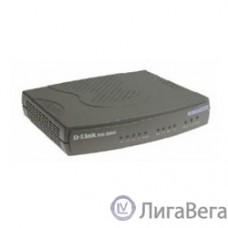 D-Link DVG-5004S/D1A PROJ Голосовой шлюз с 4 FXS-портами, 1 WAN-портом 10/100Base-TX и 4 LAN-портами 10/100Base-TX